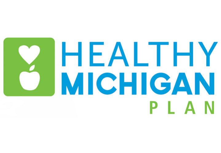 MI Healthy Plan Logo