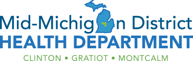 MMDHD District Health Department logo